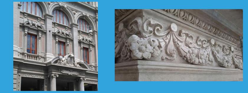 Da anni le migliori conoscenze e tecnologie al servizio del restauro conservativo