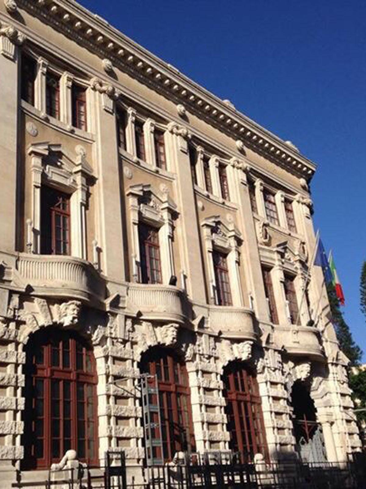 Palazzo della Posta Catania