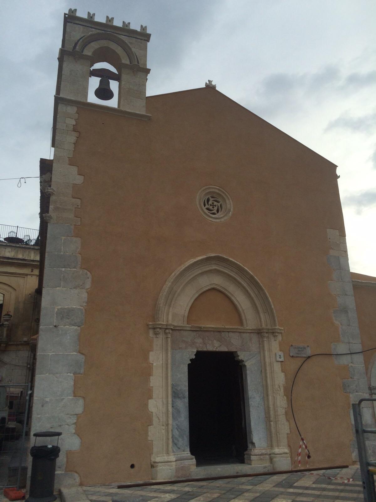 Ex chiesa S.Agostino Taormina